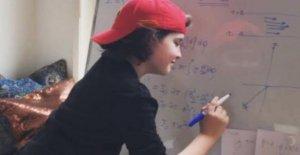 Bélgica, Laurent Simons: el niño es un genio, muy bonito, con una licenciatura en ingeniería y 9 años de edad
