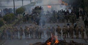 Bolivia, 23 de muertos desde el inicio de las protestas. 'Cocaleros': 48 horas Anez a dimitir