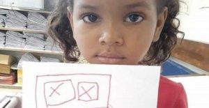 Brasil, 6 años niño muerto por bala perdida en el Río. Es la sexta víctima del año. Tomado sospechoso