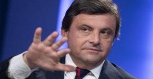 Carlo Calenda basado en la Acción, y se apunta a un 10 por ciento: Pd y para retirar el reformista rammolliti