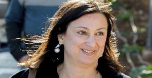 Detenido el instigador del asesinato de Daphne Caruana Galitzia