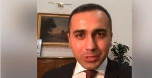 Di Maio ataques de Zaia: Con el agua alta en Venecia se ha ido a hacer propaganda, Bolonia.