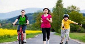 El Que: el 80% de los adolescentes no hacer suficiente actividad física