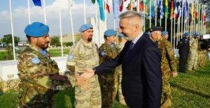 El comandante italiano de la Fpnul: nuestro papel es el de evitar incidentes entre israelíes y libaneses