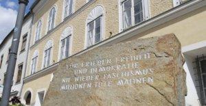 El lugar de nacimiento de Hitler será un comisionado de policía: por lo que se evitan las peregrinaciones a los neo-nazis