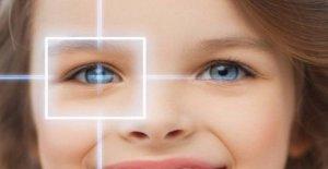 En los estados Unidos gratis para los primeros lentes de contacto para niños