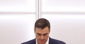España, el pre-acuerdo para formar gobierno entre la premier y Sánchez, líder de podemos