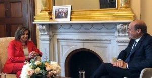 Estados unidos, Zingaretti ve el presidente de la cámara de la cámara de representantes: Italia está de vuelta en el camino correcto. Y funciones críticas