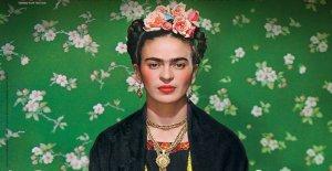 Frida Kahlo, las dos almas dijo en la voz de Asia Argento