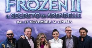 'Frozen II', el nuevo viaje de Elsa y Anna, con música y efectos especiales en la búsqueda de los orígenes de la magia