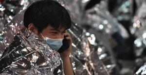 Hong Kong, más de 100 estudiantes se atrincheraron en la Politécnica. El gobernador: rendirse pacíficamente
