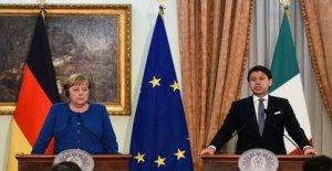 Ilva, Earl Merkel: Cooperar en el ámbito de acero. Y los migrantes sirve europeo de gestión