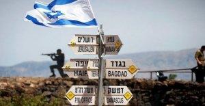 Israel, frustrado el ataque por parte de Siria sobre los altos del Golán