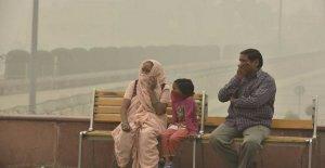 La contaminación, hay alrededor de 620 millones de niños respiran aire envenenado