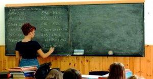 La escuela, los otros nueve mil puestos de maestros