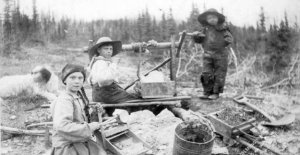 La teoría neutral de Greta que viaja en el tiempo: En esa foto de la de 1898 parece a usted