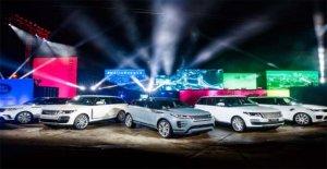 Land Rover, elija la que Nace de la Serie para el lanzamiento de la Evoque y el Defensor