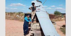 Libia, estrelló el drone espía italiano