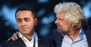 M5S: Maio llamado el Grillo, de la reunión de mañana en Roma
