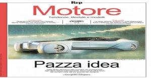 Mañana está a la venta con la República, la revista mensual el Motor