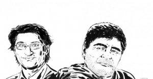 Maradona en nápoles, en la película Kapadia en Netflix. Las anécdotas de la directora en el ultra-Moderno: yo y el pie izquierdo