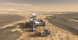 Marte 2020, una oportunidad perfecta para buscar fósiles de el marciano