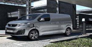 Peugeot e-Experto, el transporte se convierte en eléctrica