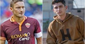 Pietro Castellitto será el balón en la ficción de 'capitán'
