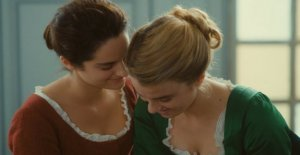 Retrato de la mujer joven en llamas', la política de amor entre dos mujeres en la Francia de los ' 700