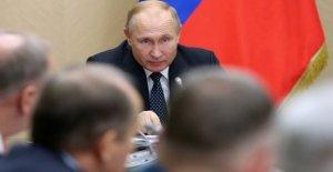Rusia, Putin: vamos a ser la implementación de un arma única en el mundo