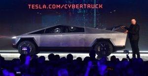 Tesla CyberTruck, el coche del futuro está entre nosotros