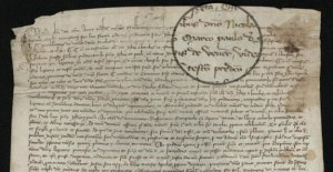Universidad de Ca' Foscari de venecia, descubre un pergamino inéditos de Marco Polo