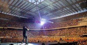 Vasco Rossi del registro, el 'Non-Stop Live Festival acaba de anunciar que ya es uno de los más buscados después de los