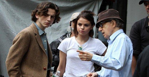 Amazon descargar Woody Allen, y 'Un Día de Lluvia en Nueva York' : ahora disponible en el mercado en los estados Unidos