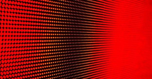 Creado en el laboratorio de los pixels más pequeños en el mundo