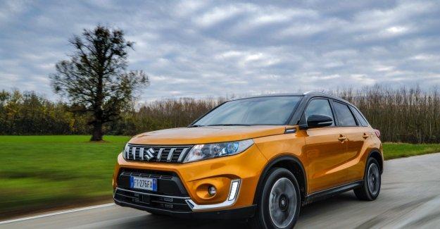El Nuevo Suzuki Vitara. fuego a la pólvora