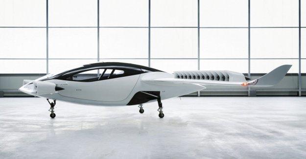 La invasión de los taxis voladores: la movilidad es superior de la punta