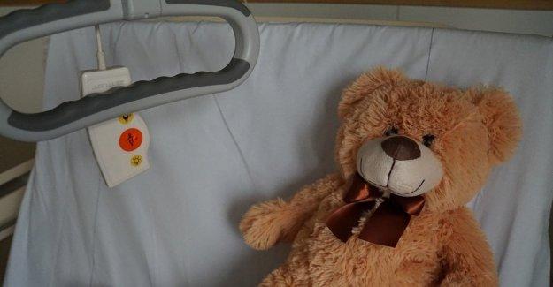 La oncología de la precisión de la medición de niño