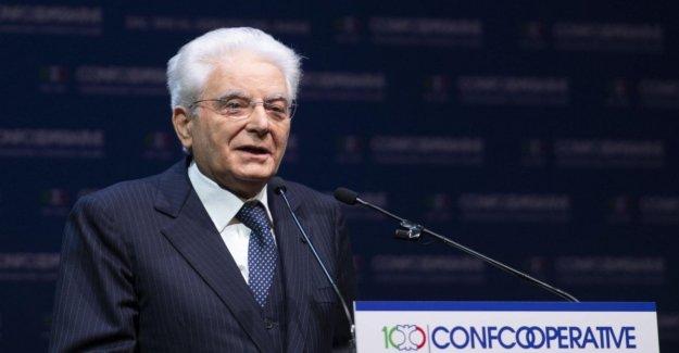 Mattarella: El tercer sector tiene un papel decisivo para la República