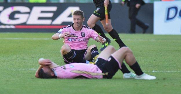 Palermo, el descenso del club rosado. Giorgetti está atacando el deporte de la justicia
