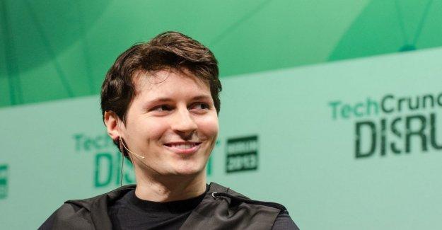 Pavel Durov, el papá de el Telegrama: esta es la razón por Whatsapp nunca estarán a salvo