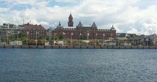 Una mujer judía de 60 años de edad, fue apuñalado a Helsingborg, en Suecia, se encuentra en condición grave