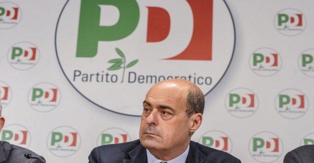 Zingaretti: Si la Pd gana el Europeo, el gobierno y volver a casa. E invita a Bari para defenderse de los que han destruido el País