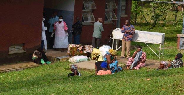 En Uganda, el Ébola mata a un niño de 5 años. Y  la primera víctima en el País