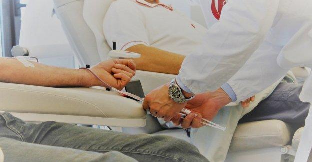 La donación de sangre en el lugar, en la región de Friuli Venezia Giulia, el más generoso