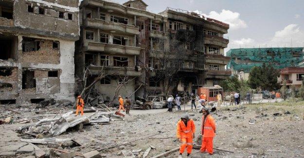 De emergencia: la Campaña electoral en sangrientas de Kabul. Tenemos miedo a la escalada de la violencia