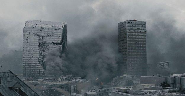'El Terremoto, el terremoto de Oslo en la película de desastres de el verano