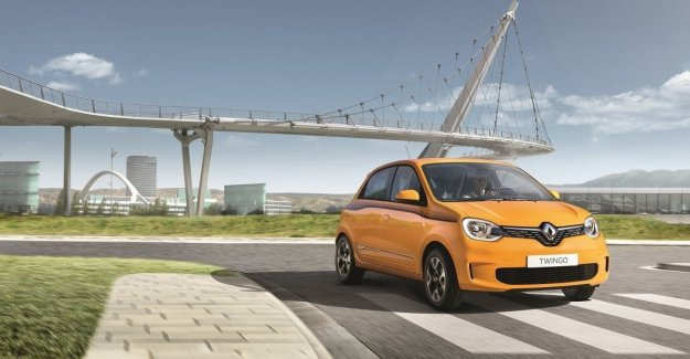 El Twingo, un pequeño Renault grandes ideas