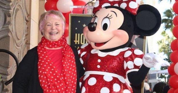 Está muerto el histórico voz de Minnie, durante los últimos treinta años se ha duplicado. Estaba casado con Mickey Mouse