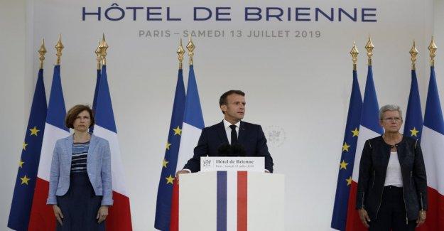Francia, Macron ha anunciado la creación de un comando militar del espacio